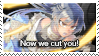 Fire Emblem Heroes: Athena Stamp by Capricious-Stamps