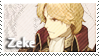 Fire Emblem Echoes: Zeke Stamp by Capricious-Stamps