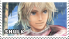 Xenoblade Chronicles: Shulk Stamp by Capricious-Stamps
