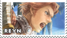 Xenoblade Chronicles: Reyn Stamp by Capricious-Stamps