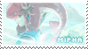 Breath of the Wild: Mipha Stamp by Capricious-Stamps