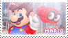 Super Mario Odyssey: Mario Stamp by Capricious-Stamps