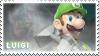 Luigi's Mansion: Luigi Stamp by Capricious-Stamps
