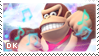 Mario Party 8: Donkey Kong Stamp by Capricious-Stamps