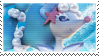 Pokemon TCG: Primarina Stamp by Capricious-Stamps