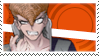 Danganronpa: Mondo Owada Stamp by Capricious-Stamps