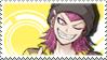 Danganronpa 2: Kazuichi Soda Stamp by Capricious-Stamps