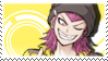 Danganronpa 2: Kazuichi Soda Stamp by Capricious-Stamps