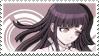 Danganronpa 2: Mikan Tsumiki Stamp by Capricious-Stamps