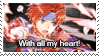 Fire Emblem Heroes: Roy (Love Abounds) Stamp by Capricious-Stamps