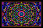 Mandala Of Joy