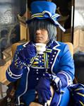 K. Master as Ciel Phantomhive