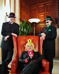 Super Mafia Bros - The Family