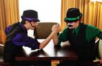 Super Mafia Bros - Power Struggle