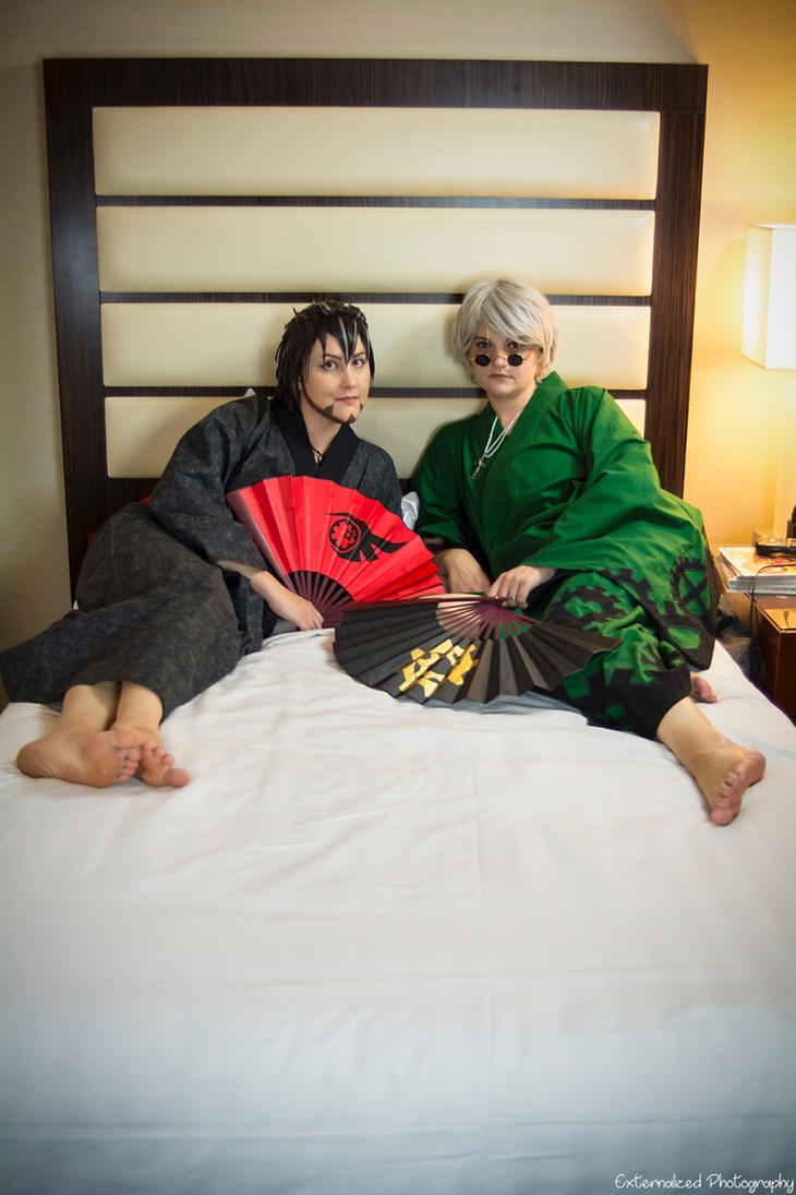 [RWBY] Cloqwork in Kimono 1 by BaconFlavoredCosplay