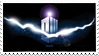 Doctor Who Stamp by KachiWho