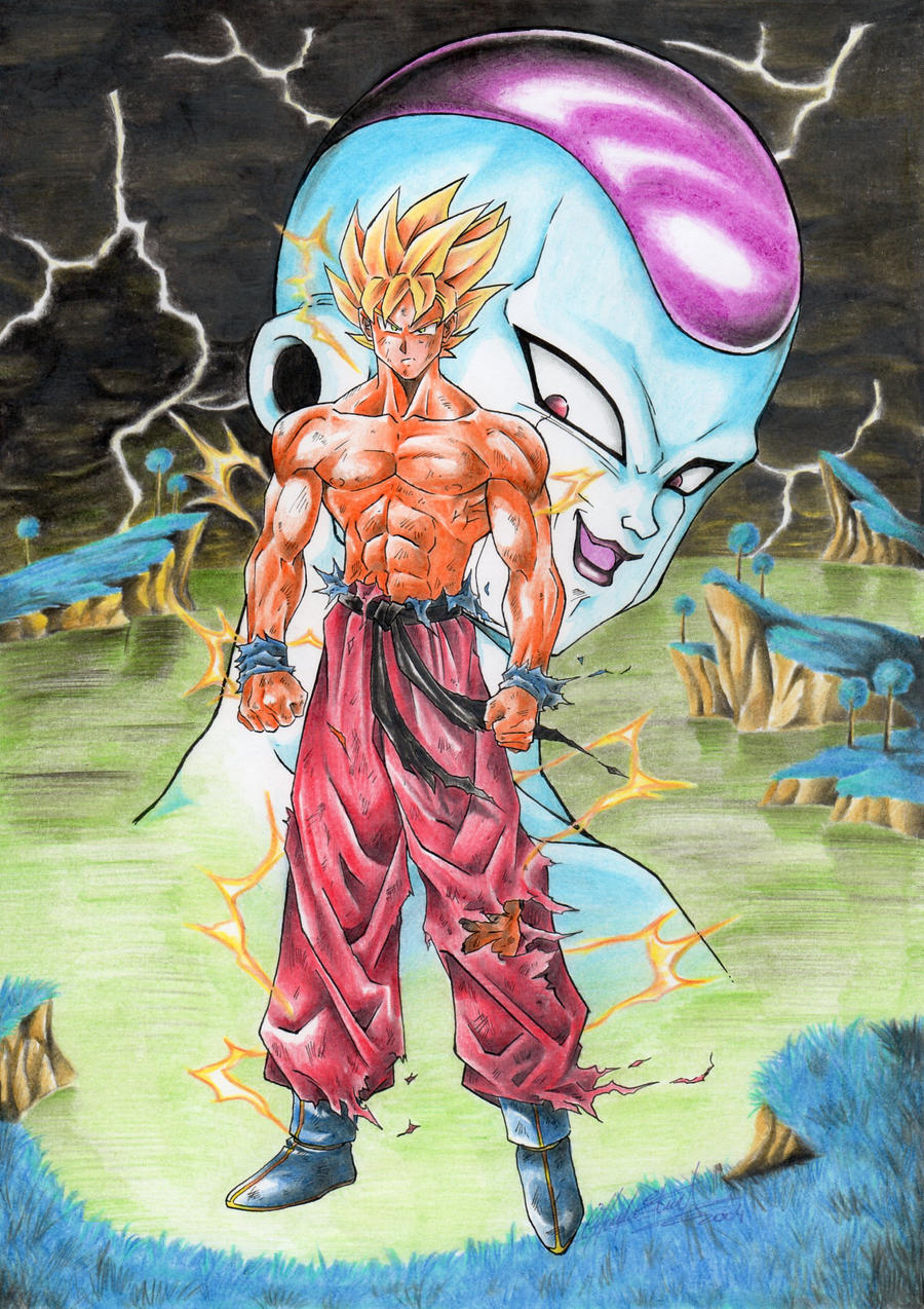 http://fc06.deviantart.net/fs49/i/2009/177/3/1/Goku_Freezer_by_Crike99.jpg