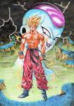 Goku Freezer