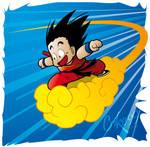 Vectorized Goku 2