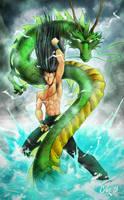 DRAGON SHIRYU by Crike99