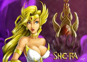 SHE-RA by Crike99