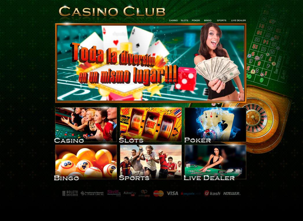 casino club web