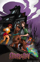 Scooby Doo - Color - by Crike99