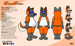 Captain Canine Reference Sheet