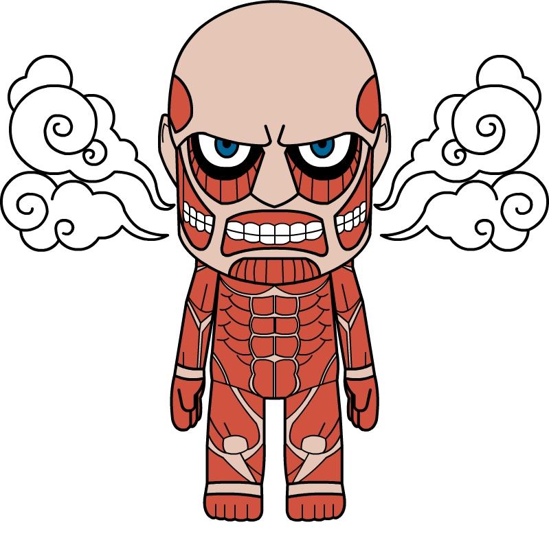 Attack On Titan Chibi By SonimBleinim On DeviantArt