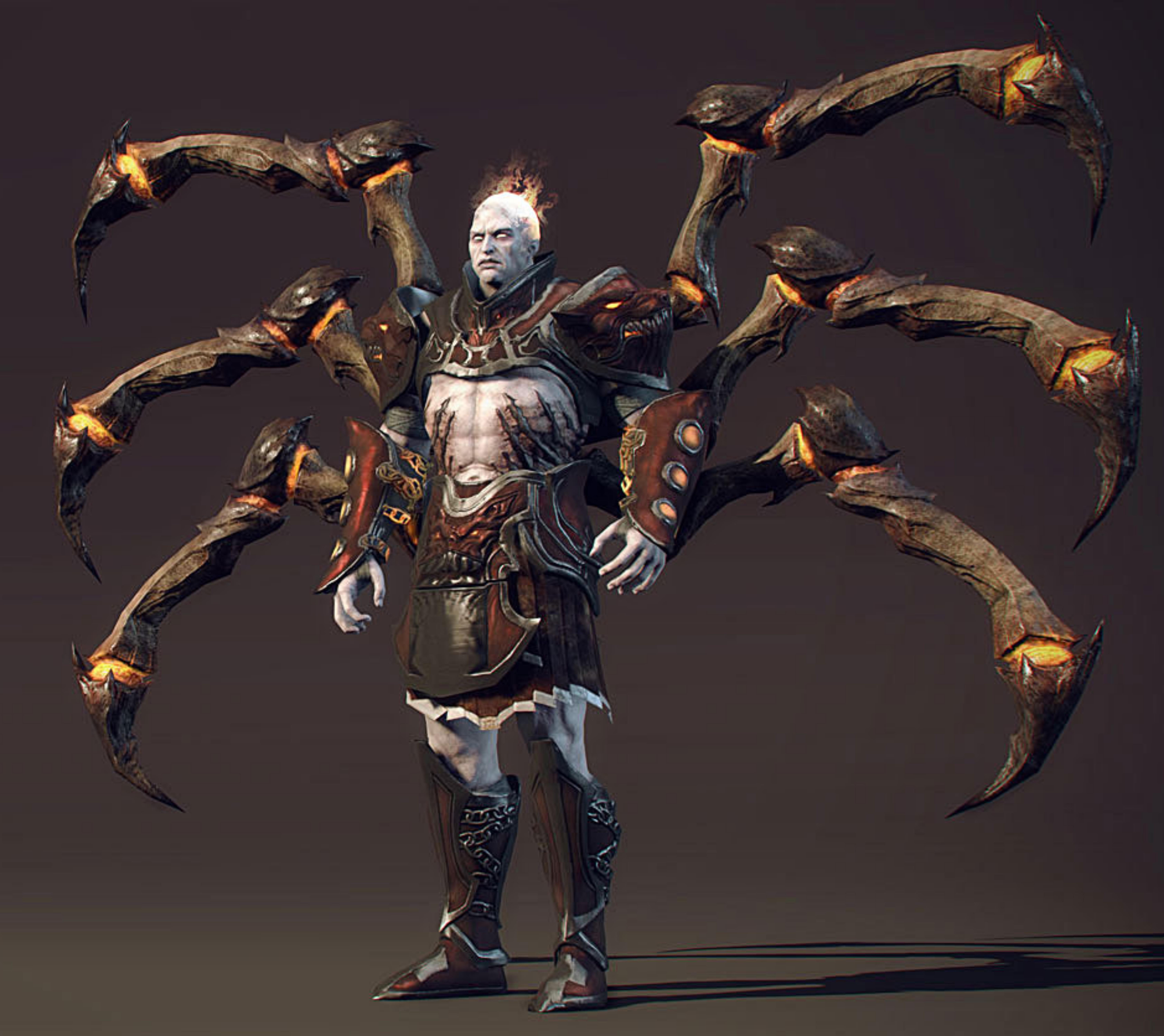 God Of War Ascension: Ares by SonimBleinim on DeviantArt