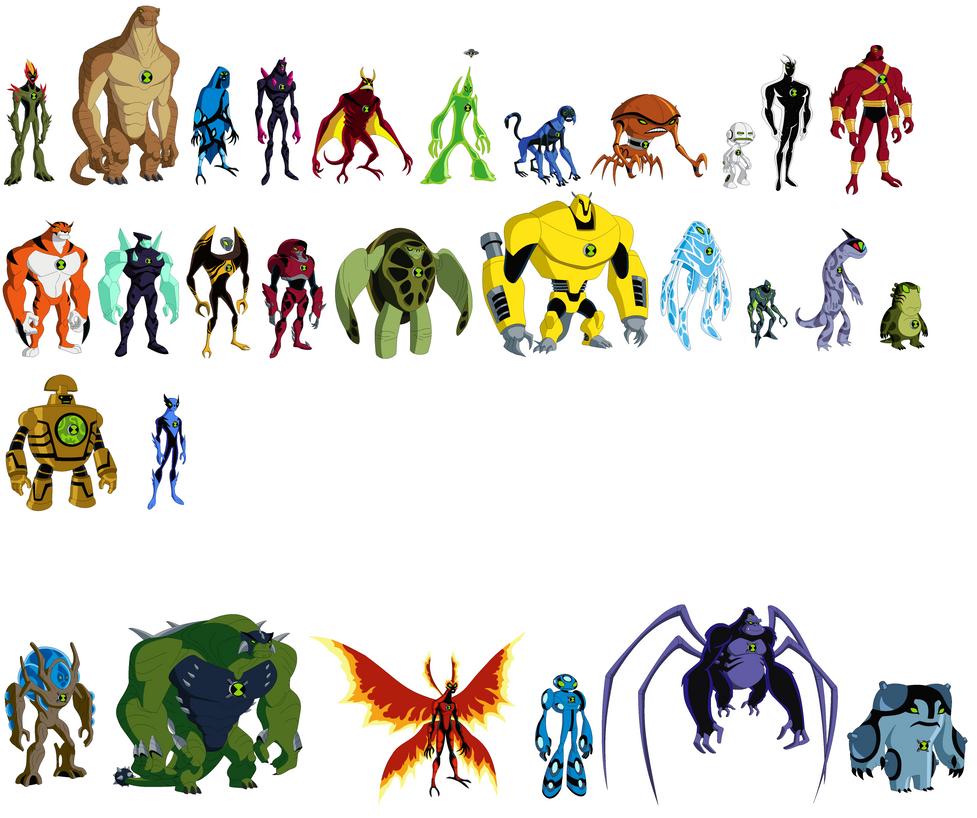 Ben 10 Ultimate Alien By SonimBleinim