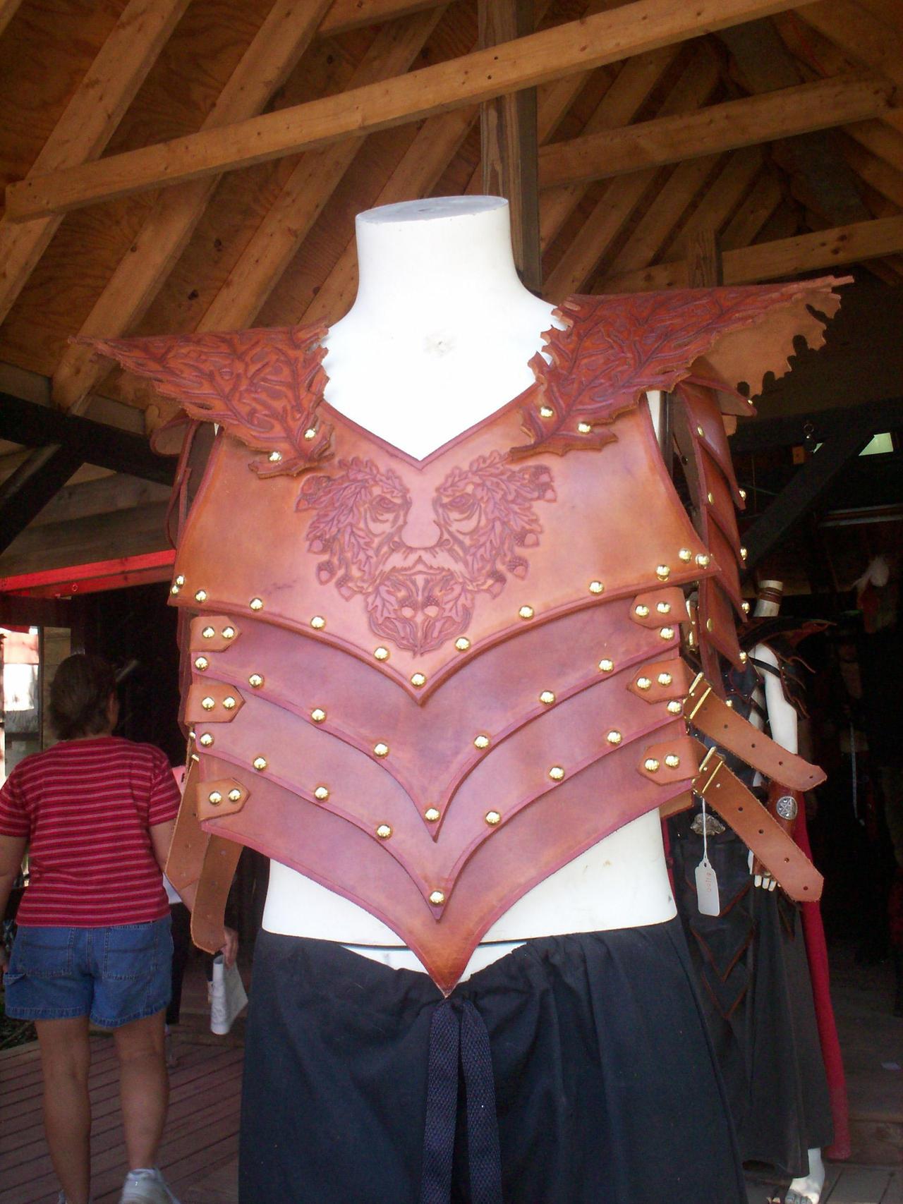 Renaissance Costume - Armor 2 by sd-stock