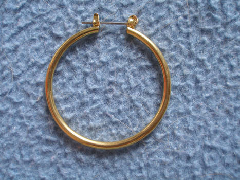 Earring 3 - U