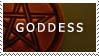 Goddess Stamp by sd-stock