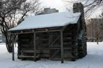 Snowy Cabin 17