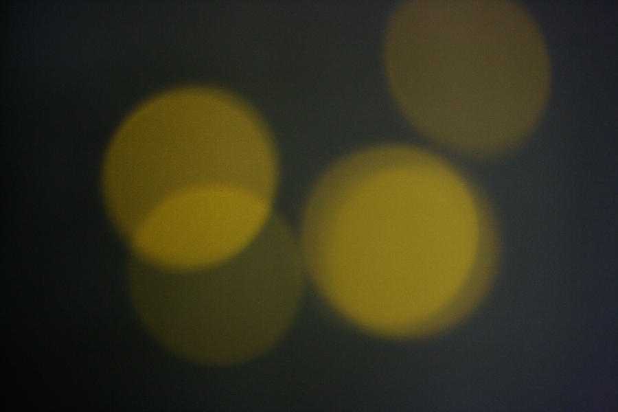 Yellow and Grey Bokeh by sd-stock