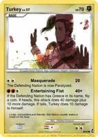 Hetalia Card: Turkey by Demmi-chan