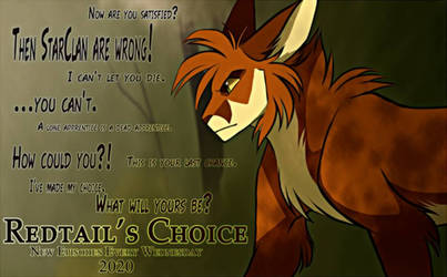 Redtail's Choice Promo