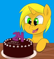 Happy Birthday Page!