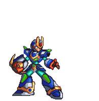 Megamanbladearmor by AznBlaze
