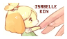 ISABELLE STAMP by POWERBOTTOM