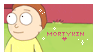MORTY KIN STAMP by POWERBOTTOM