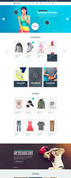 TheFox WordPress Online Store Theme Demo by tranmautritam