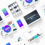 TheFox Landing Page ver 2 Presentation on Behance
