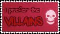 Villains Preferred. [123 x 70] by Hurricane-Hannah