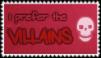 Villains Preferred. [99 x 56] by Hurricane-Hannah