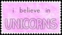 I Believe in Unicorns. [123 x 70] by Hurricane-Hannah