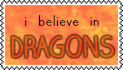 I Believe in Dragons. [123 x 70] by Hurricane-Hannah