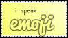 I Speak Emoji. [2/2] by Hurricane-Hannah