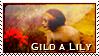 Gild a Lily Stamp II by xgnyc